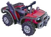 Сборная 3D модель из картона Трактор Bombardier ATV от Умная бумага (Умбум)