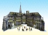 Сборная модель из картона Готический собор серии Средневековый город от Умная бумага (Умбум)