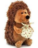 Мягкая игрушка Ежик Колюнчик с котомкой 30 см от ORANGE