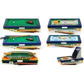 Игровой мини-набор 6 в 1: бильярд, баскетбол, боулинг, футбол, файр-шутер (+ снукер).Toys&Games