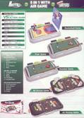Игра настольная 5 в 1: баскетбол, снукер, бильярд, футбол, хоккей.Toys&Games