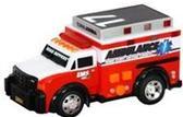 Спасательная техника со светом и звуком Road Rippers 13см. Toy State, скорая от Toy State (Той Стейт)
