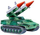 Сборная игровая модель из картона Зенитно-ракетный комплекс серии Военная техника от Умная бумага (Умбум)