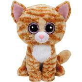 Полосатый кот Tabitha 25см серии Beanie Boos от Ty (Ту)