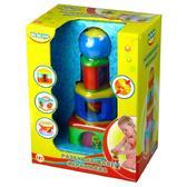 Детская игрушка Развивающая пирамидка. BeBeLino от BeBeLino (Бебелино)