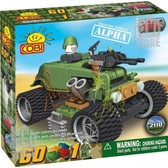 Конструктор транспортное средство Маршал серии Армия (60 элементов)