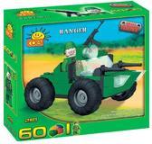Конструктор Транспортное средство Рейнджер (60 элементов)