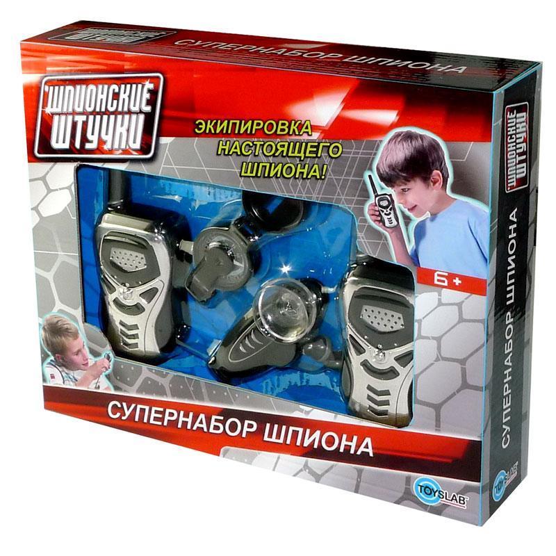 Шпионские штучки для детей