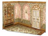 Румбокс для коллекционного набора мебели Детская от Умная бумага (Умбум)