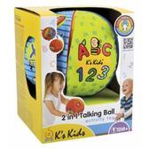 Умный мяч Изучаем цифры и буквы (рус язык). Ks Kids от K S KIDS