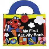 Книжка-игрушка Моя первая книжка. Ks Kids