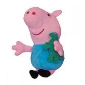 Мягкая игрушка - ДЖОРДЖ С ИГРУШКОЙ (20 см) от Peppa Pig (Свинка Пеппа)