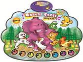 Музыкальный игровой коврик Животные (режим пианино, 8 мелодий, 5 режимов, 7 животных) от Touch&Play
