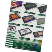 Набор 8 в 1: бильярд, баскетбол, боулинг, футбол, файр-шутер, шашки, шахматы (+ снукер).Toys&Games от Toys&Games