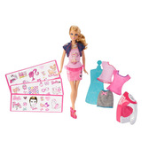 Набор Барби Студия дизайна одежды обновл.