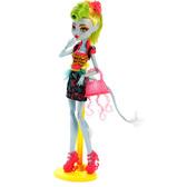 Кукла Монстро-микс серии Причудливая смесь Monster High Лагунафаер ( Lagoonafire )