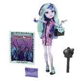 Кукла серии Новый страхоместр  Monster High Твайла ( Twyla ) от Monster High (Монстр Хай)