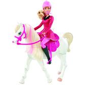 Интерактивный набор Барби с коньком из м/ф Барби в Сказке про пони