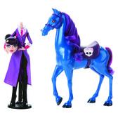 Набор кукол Директриса Бладгуд и конь Кошмар Monster High  ( Headmistness Bloodgood )