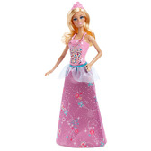 Кукла Барби Принцесса серии Миксуй и комбинируй Вьющиюся волосы