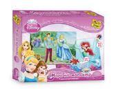Игра на магнитах Дисней. Принцессы (русский язык). Vladi Toys от Vladi Toys (ВладиТойс)