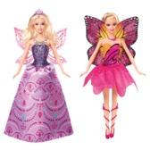 Кукла Марипоса из м/ф Барби: Марипоса и Принцесса фей в ас.(2)