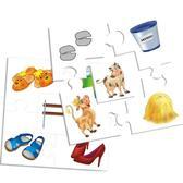 Ассоциации Мама и малыш. Vladi Toys, на русском языке от Vladi Toys (ВладиТойс)