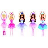 Мини-балерина из м/ф Барби: Розовые туфельки в ас.(5)
