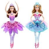 Сказочная балерина из м/ф Барби: розовые туфельки в ас.(2)