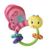 Развивающая игрушка-погремушка Розовая бабочка от Bright Starts (Брайт Старс)