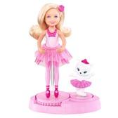 Челси с любимцем из м/ф Барби: Розовые туфельки в ас.(3)