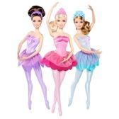 Балерина из м/ф Барби: Розовые туфельки в ас.(3)