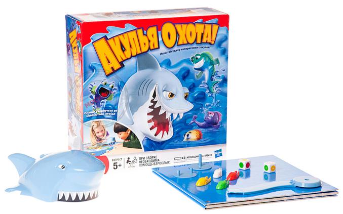 Игра Акулья Охота