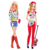 Кукла Барби серии Angry Birds в ас. (2)