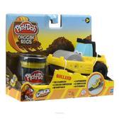 Игровой набор Машинки для строительства дорог, каток от Play-Doh (Плей Дох)