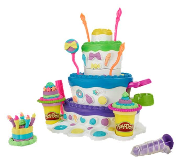 Игровой набор Праздничный торт
