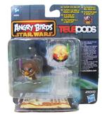 Игровой набор Angry Birds - дополнительные персонажи 2 шт в наборе, Мейс Венду и Люк Скайуокер