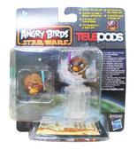 Игровой набор Angry Birds - дополнительные персонажи 2 шт в наборе, Энакин Скайуокер и Мейс Венду
