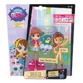 Игровой набор Модница Блайс и зверюшка, с коалой от Littlest Pet Shop Hasbro (Литлест Пет Шоп Хасбро)