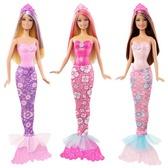 Барби Русалка серии Мир сказки в ас.(3)