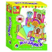 Мозаика со стразами (магнитные фоторамки) «Паровозик».  Vladi Toys от Vladi Toys (ВладиТойс)