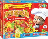 Игра настольная Юный повар (Пицца) (русский язык). Vladi Toys от Vladi Toys (ВладиТойс)