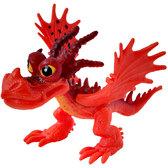 Как приручить дракона: коллекционная фигурка 6 см, Кривоклык в боевой раскраске от Как приручить Дракона 2 (How to teach dragon 2)