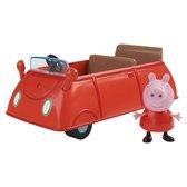 Игровой набор Peppa - МАШИНА Пеппи (машинка, фигурка Пеппи) от Peppa Pig (Свинка Пеппа)