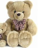 Медведь 36 см. AURORA от AURORA (Аврора)