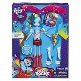 Кукла Equestria Girls с аксессуарами, Рэинбоу Дэш от My Little Pony (Май литл пони / Мой маленький пони)