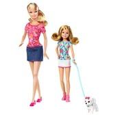 Набор Сестрички Барби на отдыхе с щенком в ас.(4)