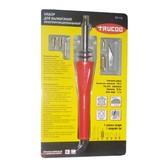 Прибор для выжигания с ножом, 6 насадок  и подставка от Trucco
