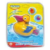 Игрушка для игр в воде Плавающая птица-рыболов;3+;укр.упаковка, Пеликан от BeBeLino (Бебелино)