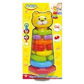 Детская игрушка-пирамидка Оригинальные кольца;1+;укр.упаковка от BeBeLino (Бебелино)
